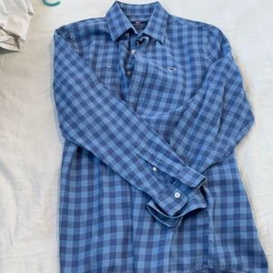 Youth XL Vineyard Vines Whale Shirt